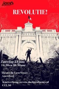 Poster REVOLUTIE!